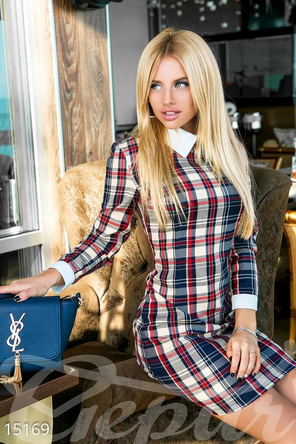 Продам офисное платье, размер 42-44 (S/М) во Владивостоке