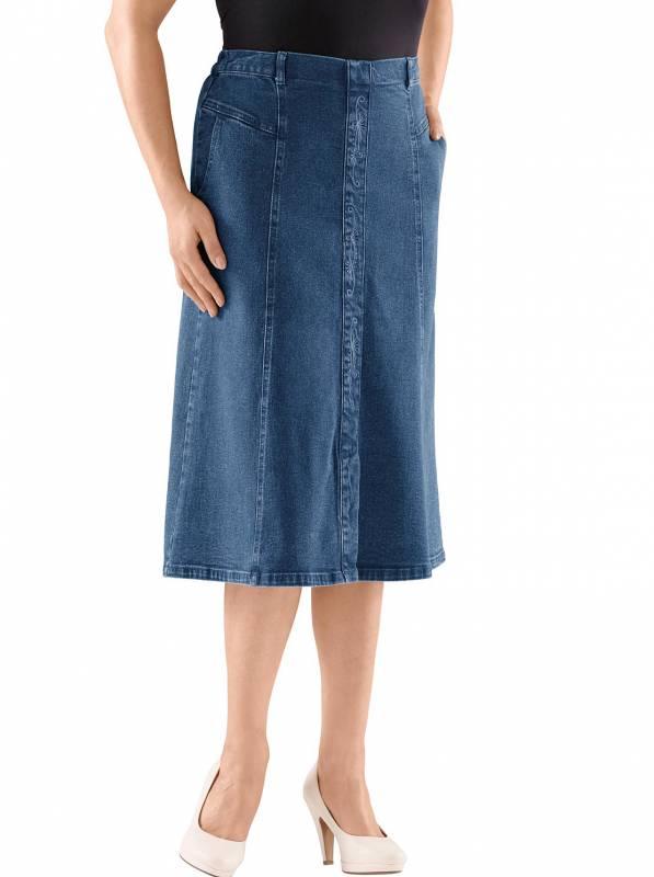 Юбка джинсовая на 48 размер во Владивостоке