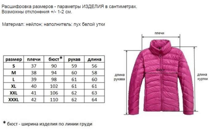 Куртка женская (белый)