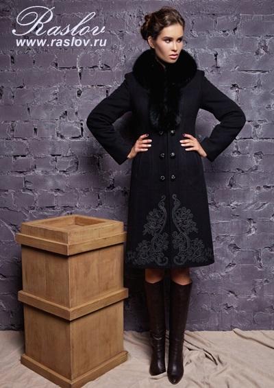Зимнее пальто в Хабаровске