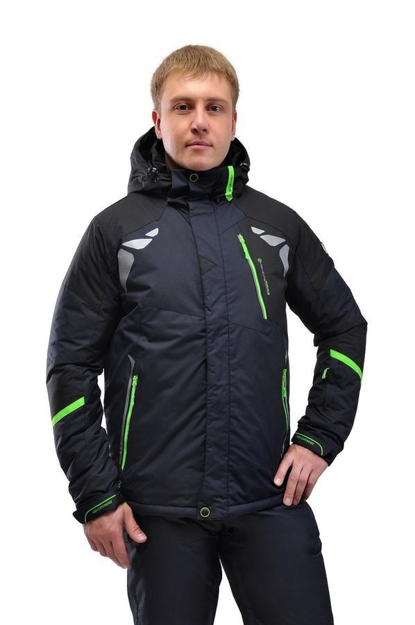 Куртка зимняя муж. HIGH EXPERIENCE - т.синий