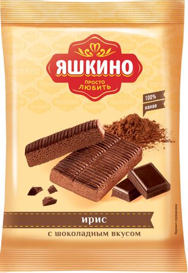 Ирис тир.с шок.вкусом 140г/28
