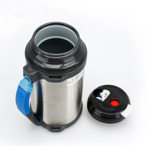 Термос с металлической колбой и тефлоновым покрытием  Zojirushi 1.3 л SF-CC13