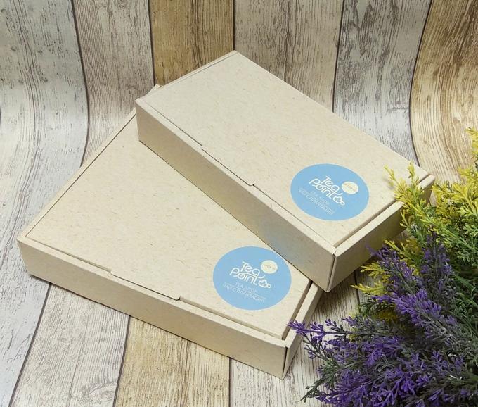 Подарочный набор (4 коробки/20 видов чая)