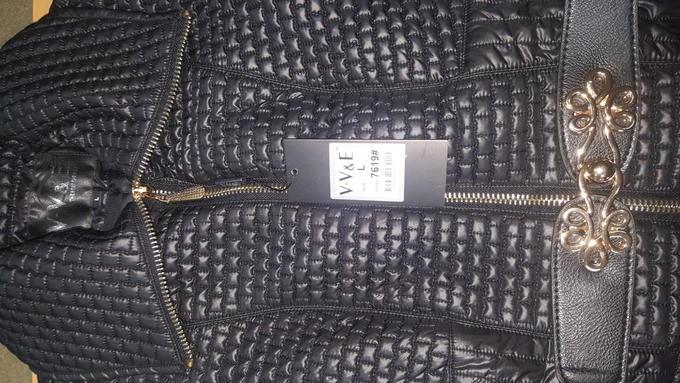 Суперская куртка черного цвета фото во Владивостоке