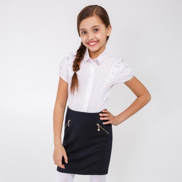 Блузка школьная для девочки в Хабаровске