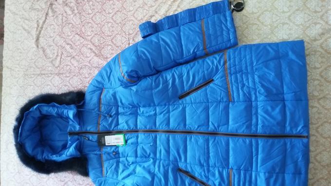 Куртка женская зимняя р.52 во Владивостоке