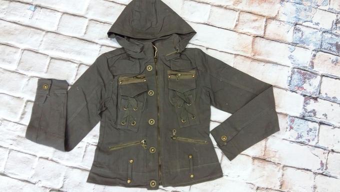 Куртка женская, цвет коричневый