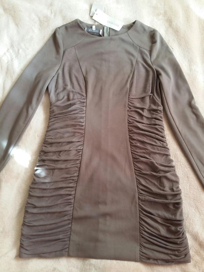 Платье Баллунова цвет зеленый АКТУАЛЬНО во Владивостоке
