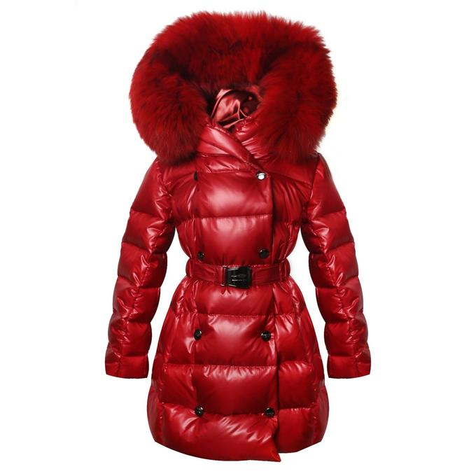Пуховое пальто Ману в Хабаровске