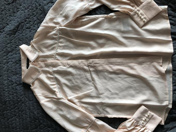 Блузка из итальянской закупки