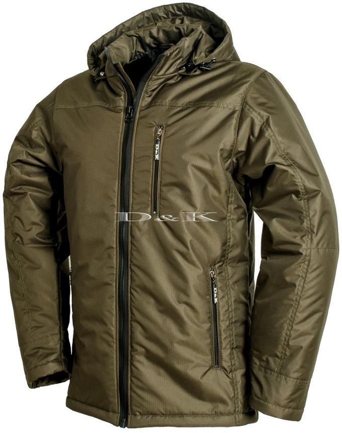 Куртка демисезонная. утеплитель - ХОЛЛОФАЙБЕР 125 гр/м² во Владивостоке