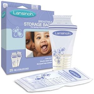 Lansinoh, Пакеты для хранения грудного молока 25 стерильных пакетов
