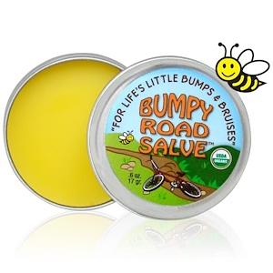 Sierra Bees, Бальзам для снятия раздражения и синяков 17 гр