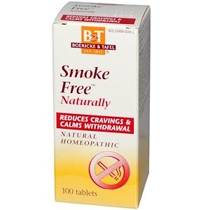 Boericke & Tafel, «Природный отказ от курения», 100 таб