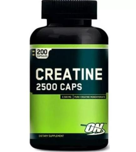 OPTIMUM NUTRITION Creatine 2500 mg 200 caps