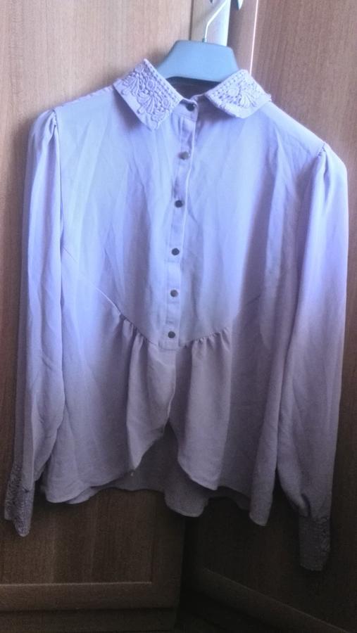 Шифоновая блузка, размер 42-44 во Владивостоке