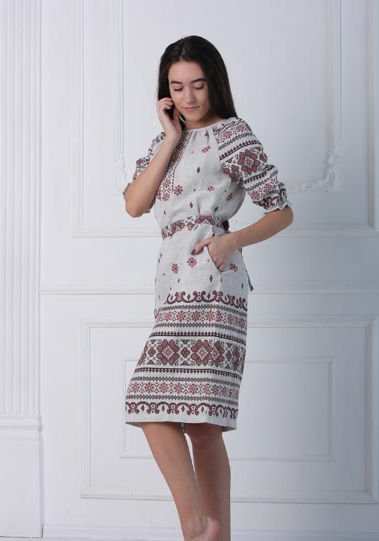 Платье Состав: 100% хлопок