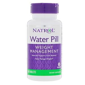 Natrol, Мочегонное средство, 60 таб.