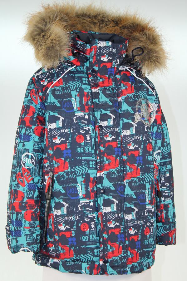 Куртка зима р 134-14 в Хабаровске