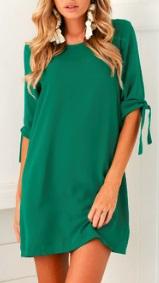 Платье зелёное во Владивостоке