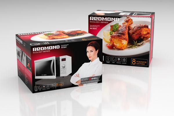 Микроволновая печь REDMOND RM-2501D
