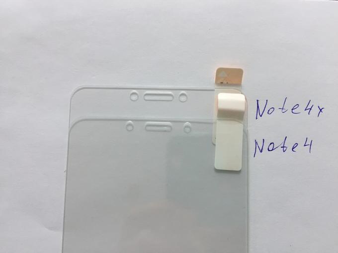 Стекло защитное на ровную часть экрана Xiaomi redmi