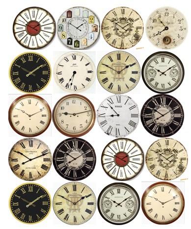 Картинки для мыла часы