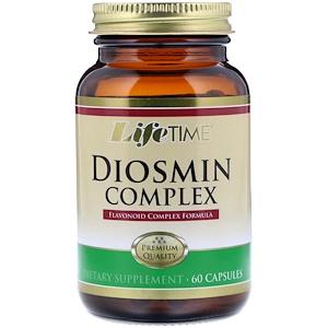 Life Time, Комплекс Диосмин и Гесперидин, 60 кап.
