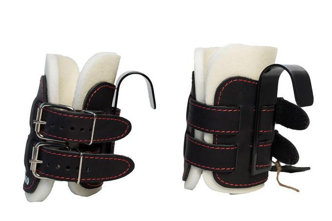 Гравитационные ботинки PLAIN черный (до 100 кг)