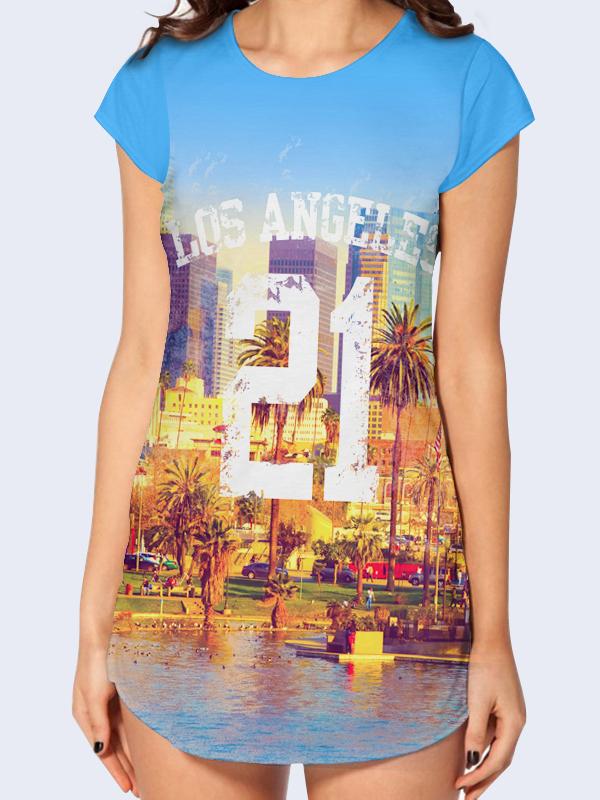 Туника Лос-Анджелес 21