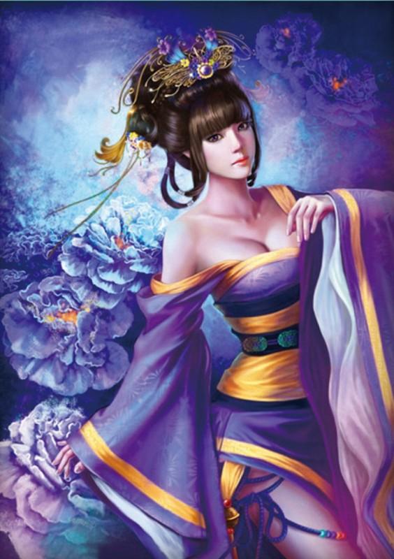 Картинки девушки фэнтэзи