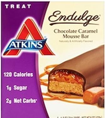 Шоколадный батончик ATKINS Endulge Bar 34 г
