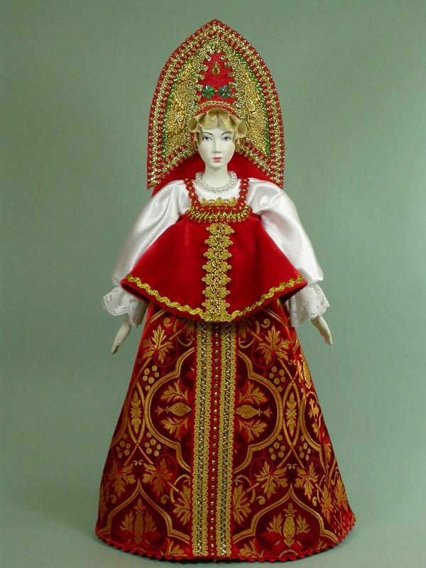 куклы в русских народных костюмах картинки приходом весны