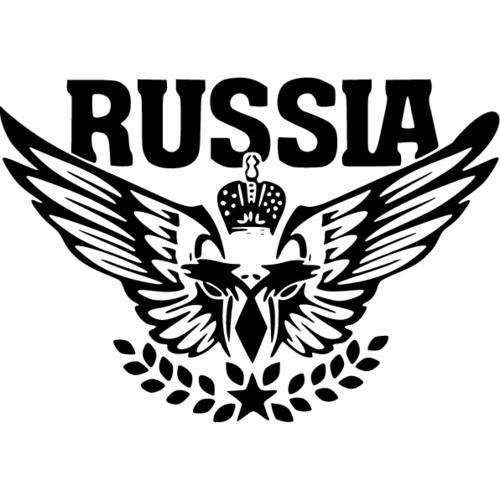Наклейки россия на авто