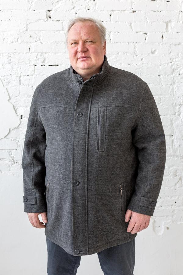 Пальто для полных мужчин фото красивый парень