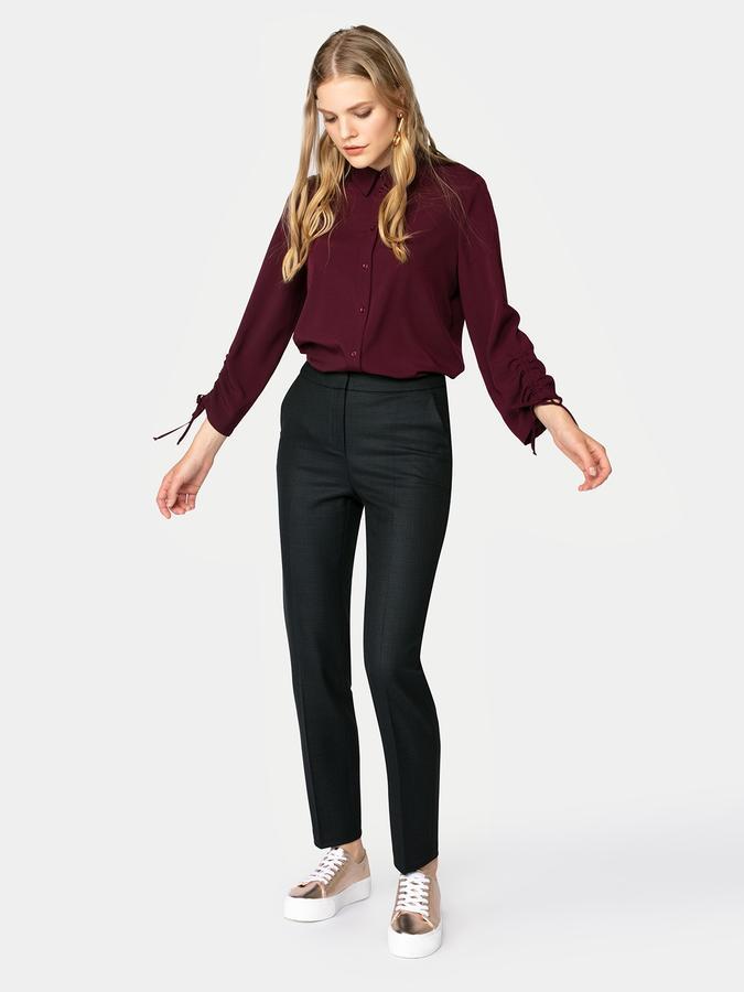 Классные брюки Помпа