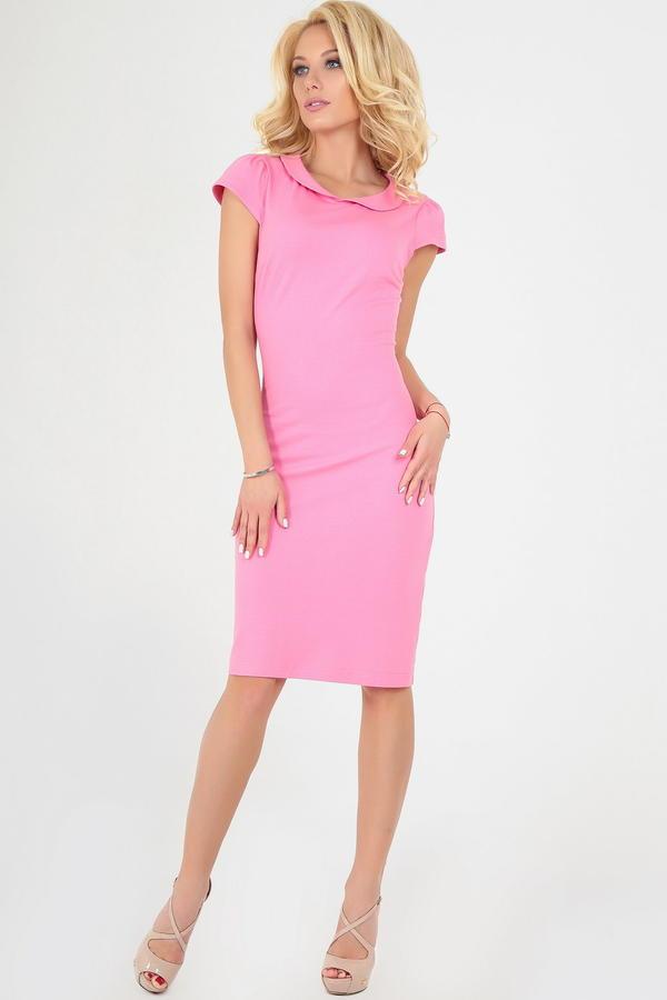 Платье 2022.2 розовое