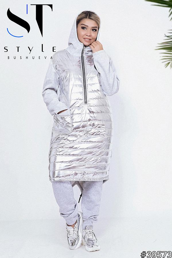 Платье-худи 39573