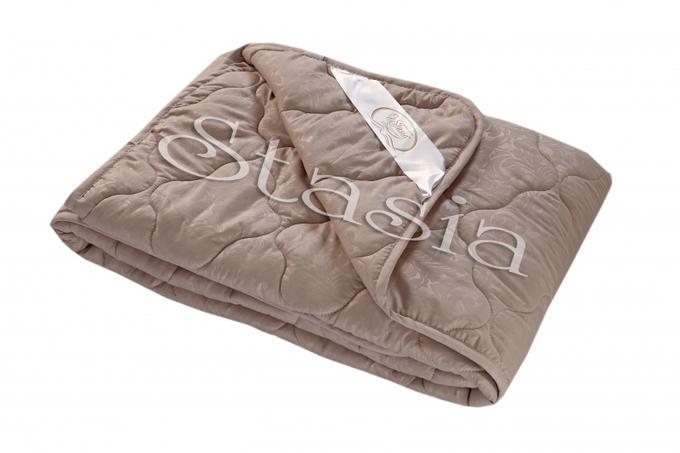 Одеяло Верблюжья шерсть ( пл. 300) - Микрофибра