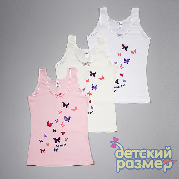 Майка розовая, р-р 92-98 в Хабаровске