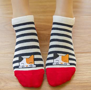 Носки женские укороченные/1пара