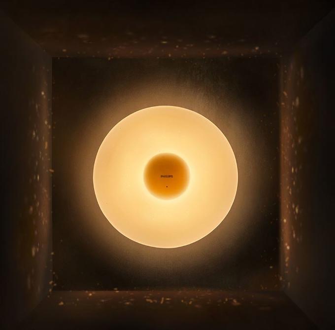Потолочная лампа диаметром 618 мм