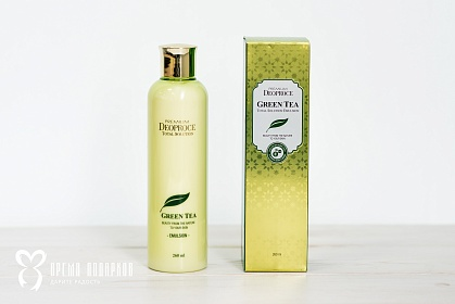 Эмульсия зелёный чай PREMIUM DEOPROCE GREEN TEA TOTAL SOLUTION EMULSION 150ml