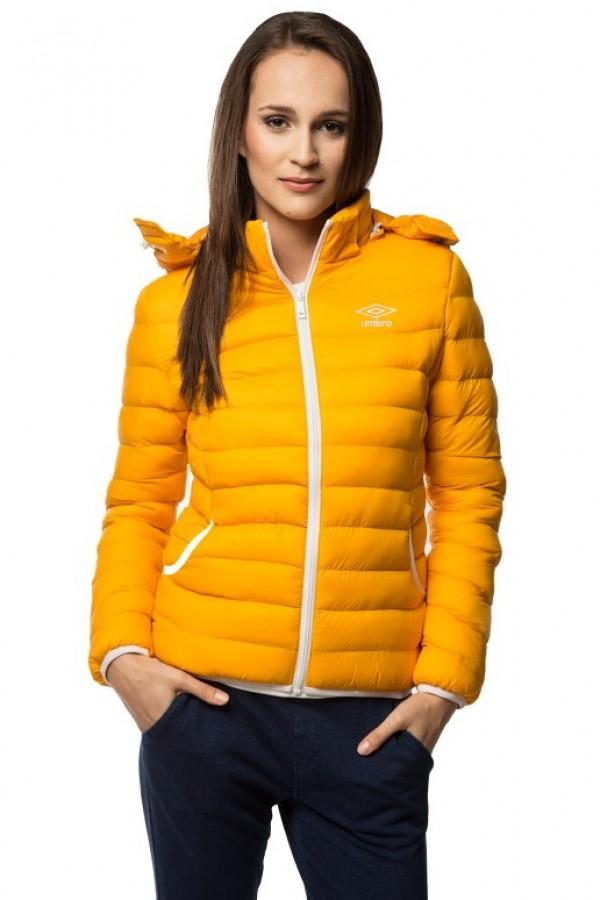 1r Куртка UMBRO ARBOR желтый съёмный капюшон  Куртка на молнии с боковыми карманами. Капюшон с утяжкой, отстёгивается.Состав: 100% нейлон. Наполнитель - 100% полиэстер.