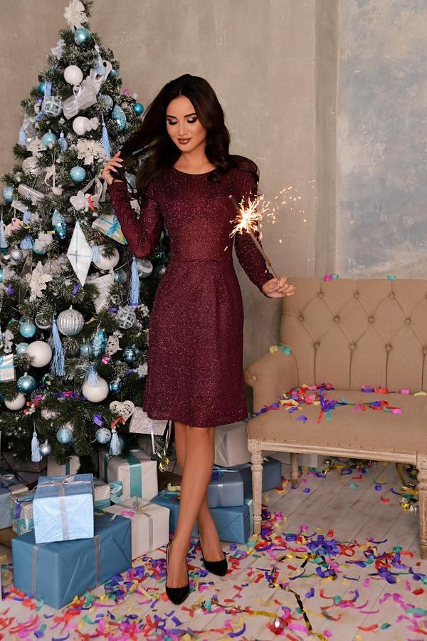 Платье на Новый год во Владивостоке