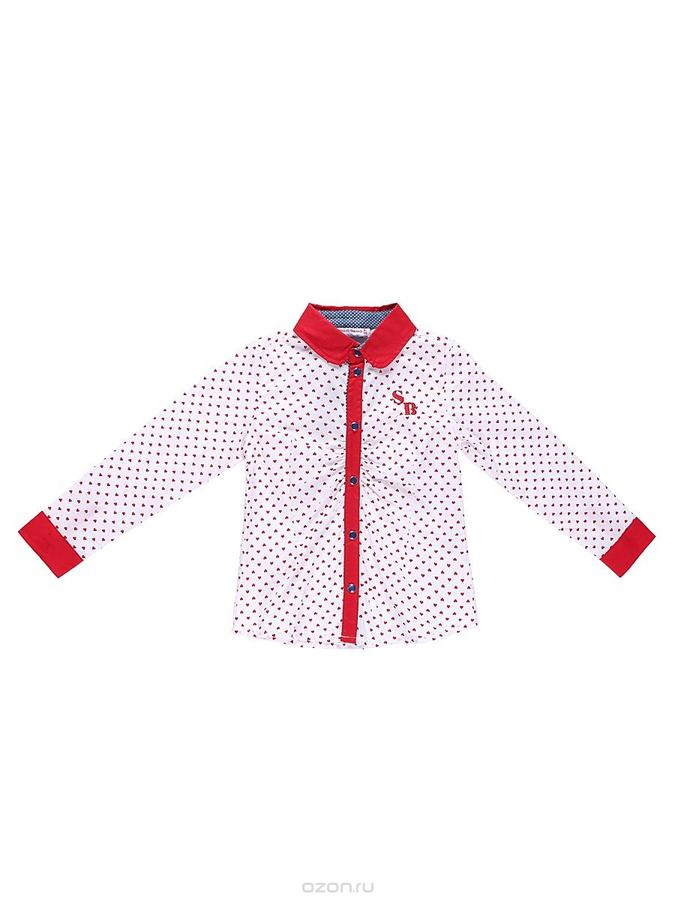 Блузка текстильная для девочек в Комсомольске-на-Амуре