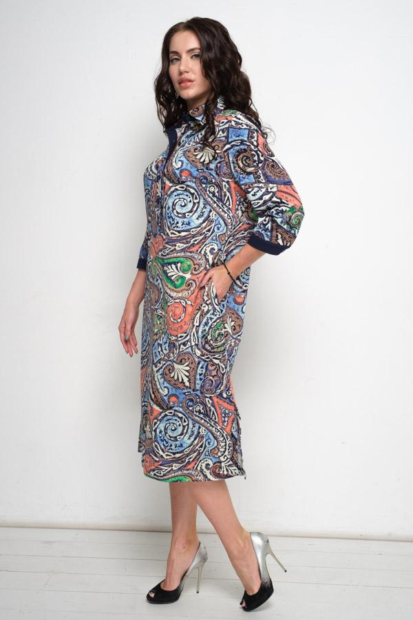 Платье Мозаика П511-3