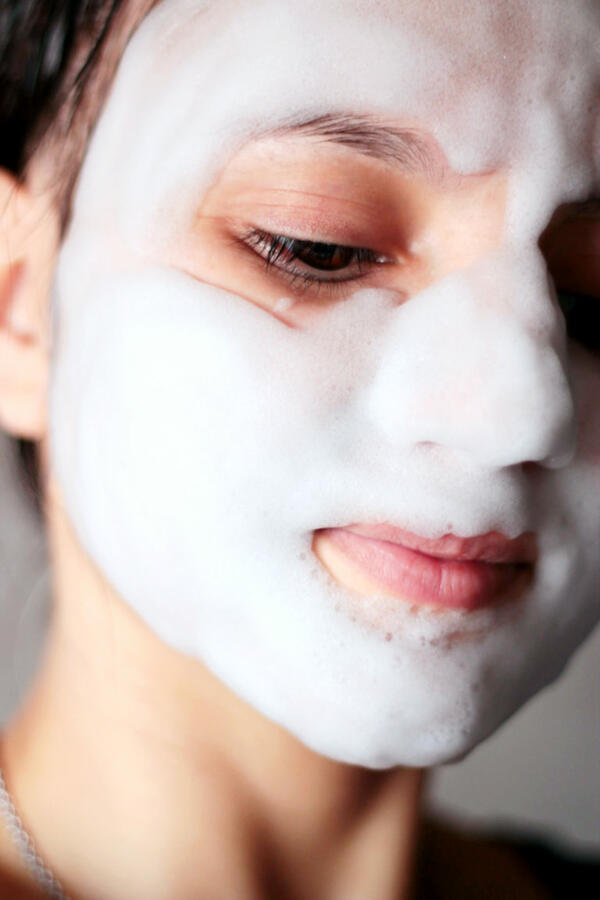 Кислородная маска Graymelin Oxygen Bubble Mask Pack, 200ml
