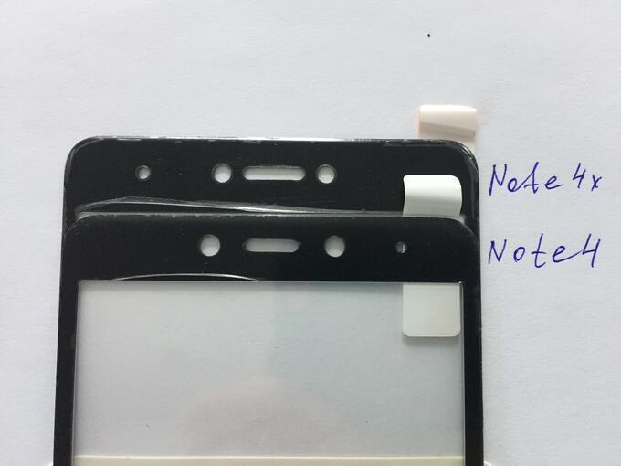 Черный. Стекло Full Screen защитное Xiaomi Redmi